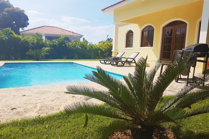 Villa with 2 bedrooms for relax and sport - Cabarete - Villa