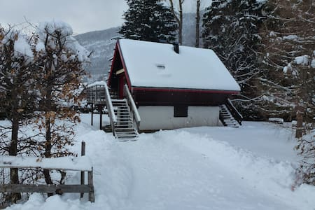 A chalet to dream of in the Vercors Natural Parc - Lans-en-Vercors