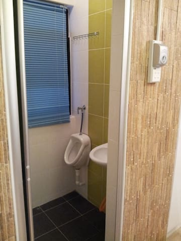 Bathroom 2 (with water heater)