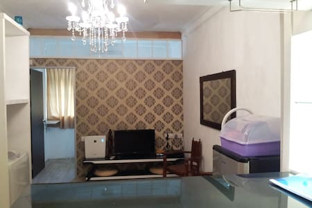 (Promotion) 3Bedroom Homestay (Btm of Pg Hill) - Air Itam - Wohnung