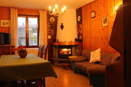 Quadrilocale Maurice des Alpes - Teglio - Wohnung
