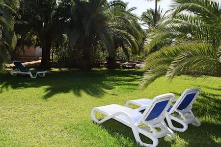 CASA JARDÍN AT CALA MURADA - Cala Murada - House