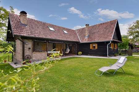 Holiday cottage with 2 bedrooms on 41m² in Sisinec