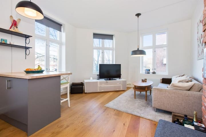 2 MONTHS LET! Central Oslo, Modern - Oslo - Apartment