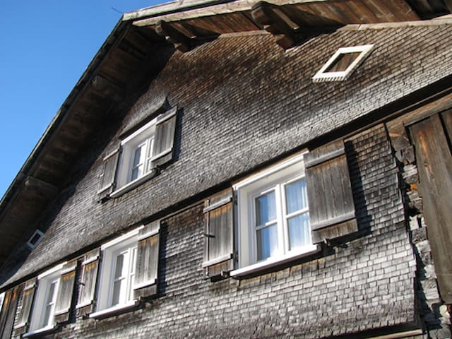 Haus im Herzen des Bregenzerwalds - Bezau - Casa