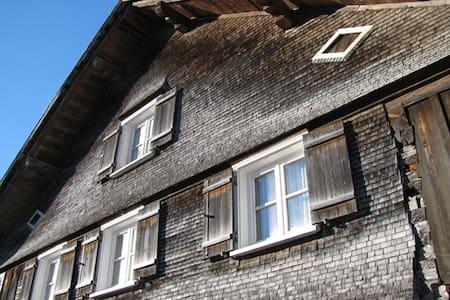 Haus im Herzen des Bregenzerwalds - Bezau - Dům