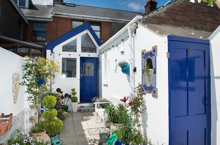 cosy hermitage on Cornish headland - Rame - Bed & Breakfast