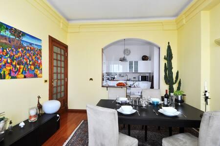 Attico WIFI Riviera Ligure Ponente - Genoa - Apartment