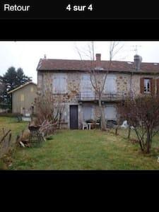 Appartement Ardèche verte 4 pièces  - Lalouvesc