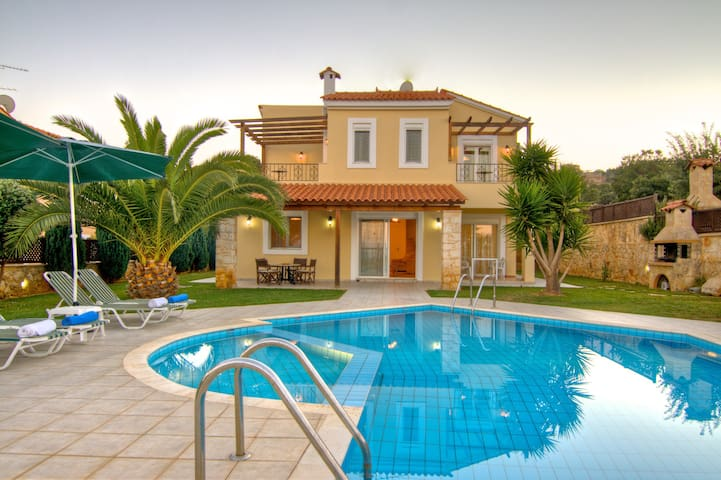 VIlla Anemoni - Gerani Villas with private pool - Gerani, Rethymno - Casa de camp