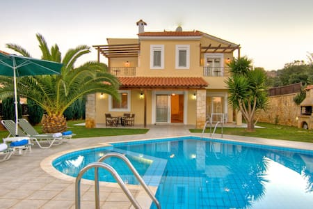 VIlla Anemoni - Gerani Villas with private pool - Gerani, Rethymno