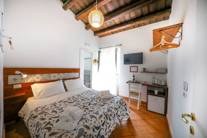 Agrodolce b&b- Double room