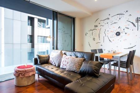 Melbourne CBD Collins St Apartment - Melbourne