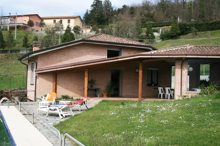 Casa Gruzzelle, 5 Terre e ValdiVara - Beverino - Huis