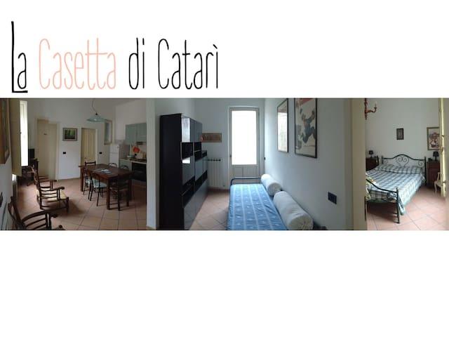 La Casetta di Catarì/Casetta Rosa   - Civitanova Marche - Hus