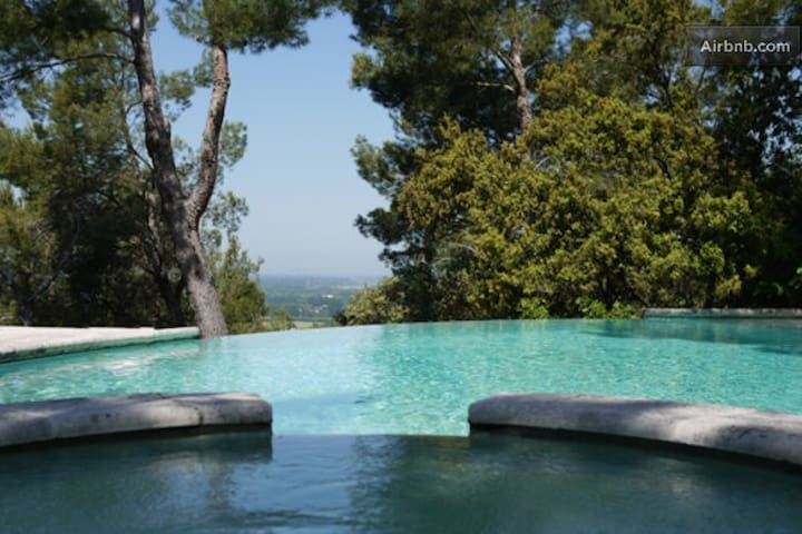 Guest House in Luberon Room 2 - Cavaillon - Bed & Breakfast