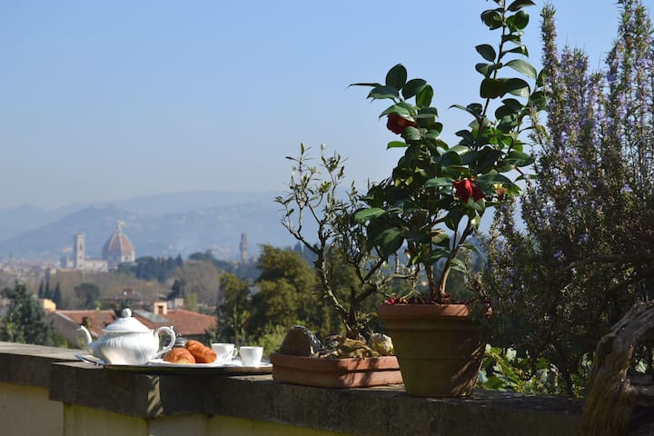 Apartment VIEW OF FLORENCE - Florencja - Apartament