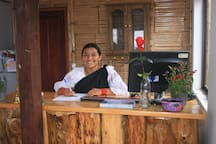 Sara Lodge's friendly staff can provide concierge services to plan your tours, expeditions, or day hikes.