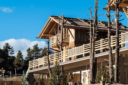 Chalet Resort ZU KIRCHWIES - Lajen - Rumah tumpangan alam semula jadi