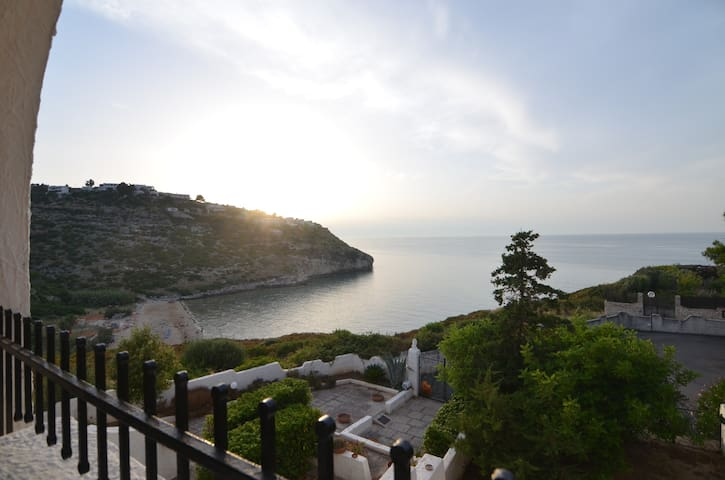 Amazing view & beach - San Nicola-Peschici - Villa