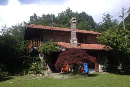 panoramica villa in pietra - Schignano - Villa - 1