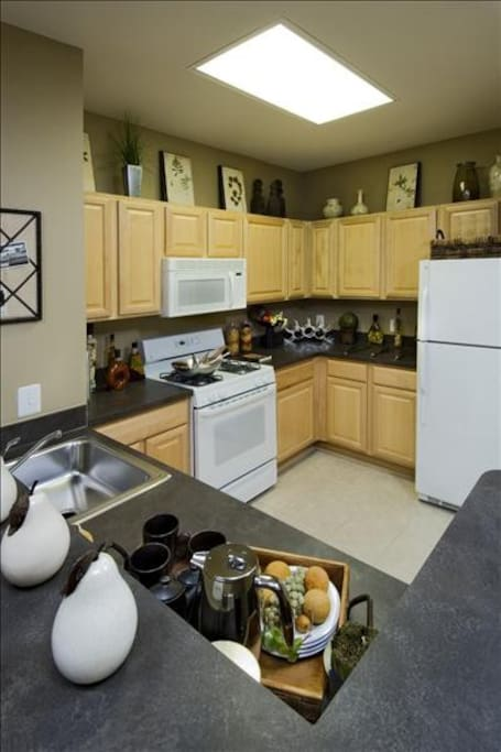 [1507-2] Lux 2BR High Rise-Rosslyn