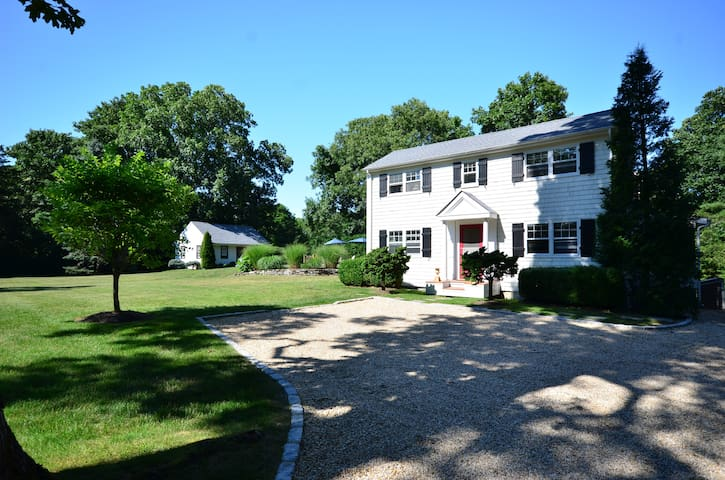 Exclusive Sag Harbor Compound