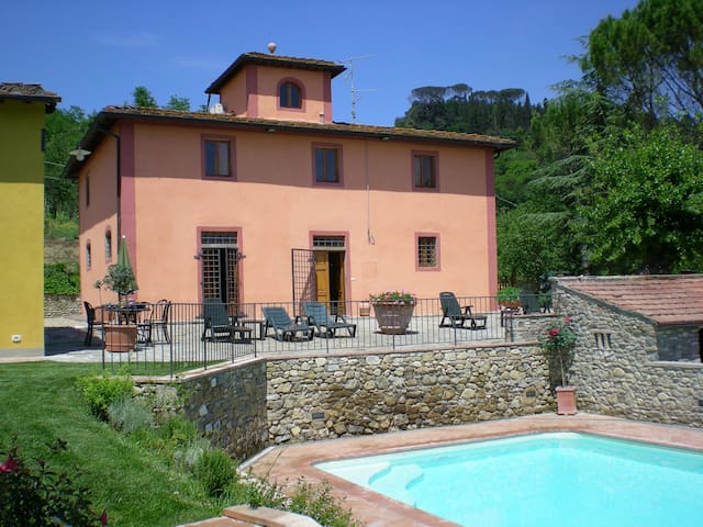 Villa with pool in Chianti