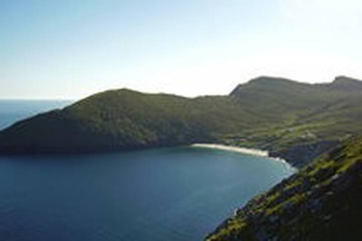 Keem Bay - a highlight of the Wild Atlantic Way