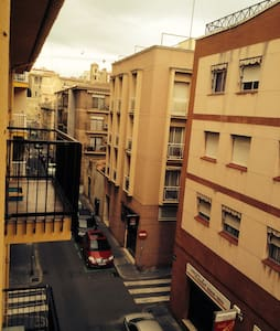 Loft/estudio al lado de la Renfe - Tarragona - Podkroví