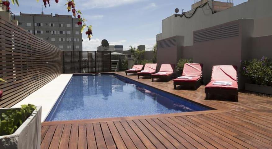 Departamento Monoambiente recién renovado - Buenos Aires - Apartamento