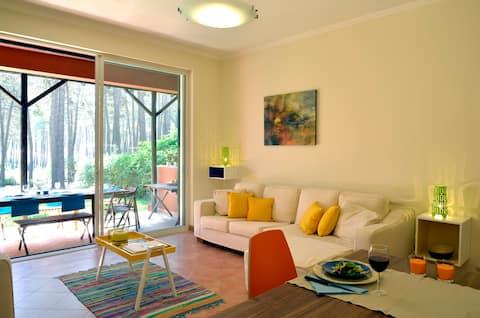 Exciting Lisbon Aroeira Beach Villa