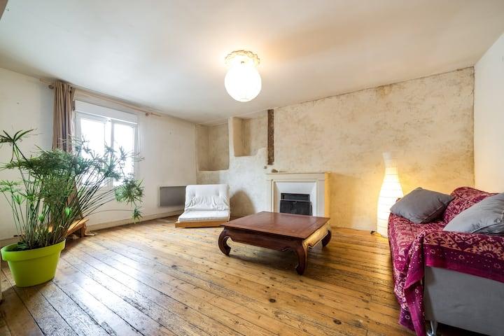 Appartement de caractère à Auray