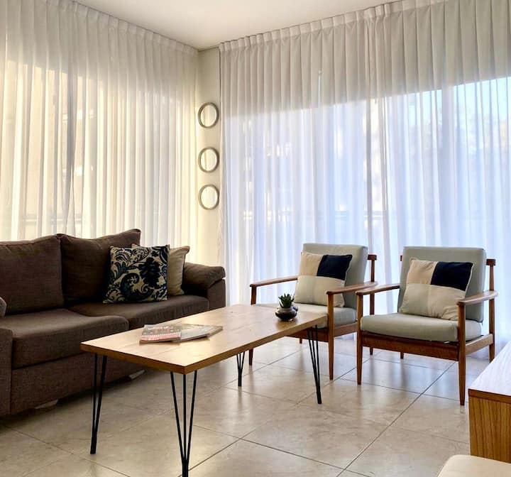 Beautiful apartment in the heart of Olivos