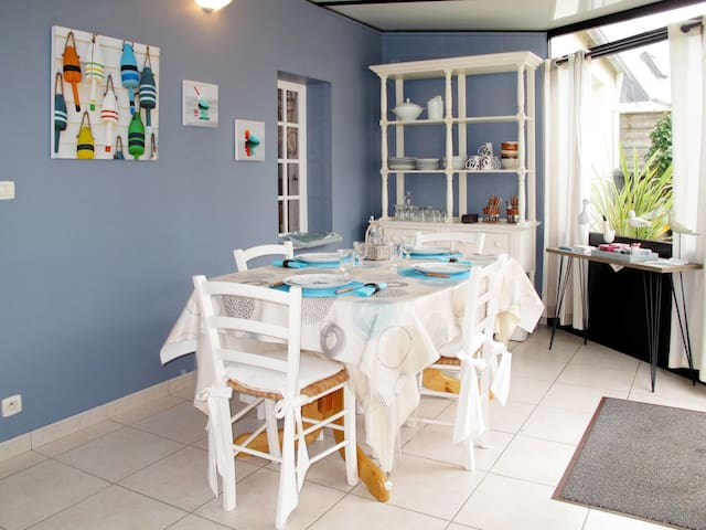 Holiday House Pêcheur for 4 persons in Plouescat