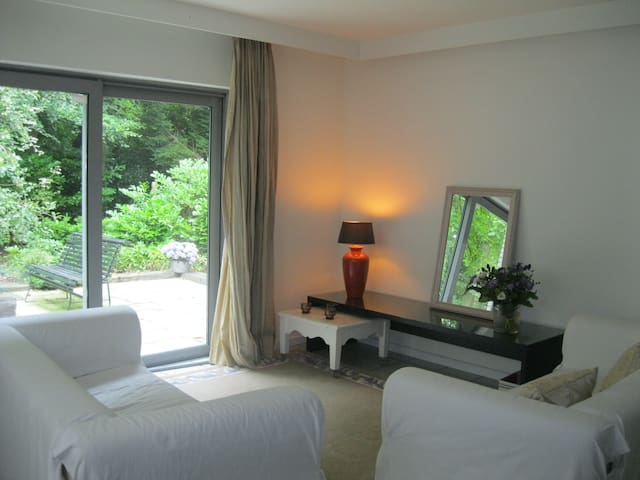Comfort & Peace at the Garden Appt - Wassenaar - Apartamento