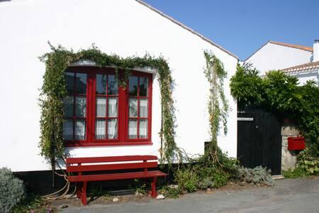 Chambre  simple et sympa - 2 lits - Noirmoutier-en-l'Île