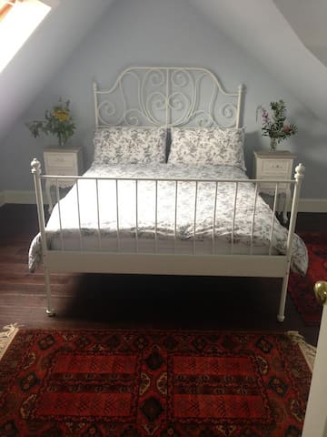 The Georgian Attic
