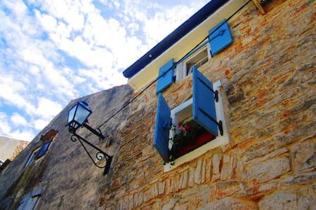 Restored Istrian stone house apt - Fasana - Appartamento