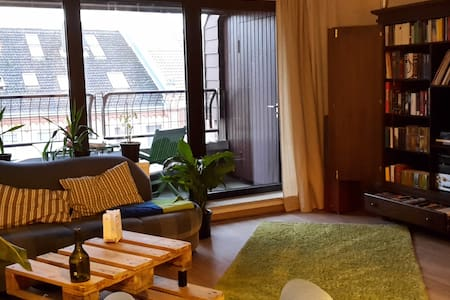 Maisonette on the top of hanover-linden - Hannover - Loft