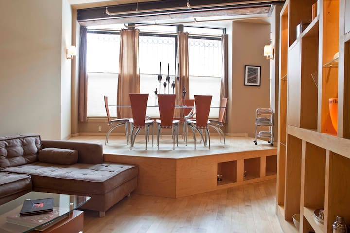 November Discounts! Meatpacking District Loft!