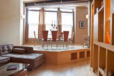 Entire space available 1/15-3/31, $10,000/month