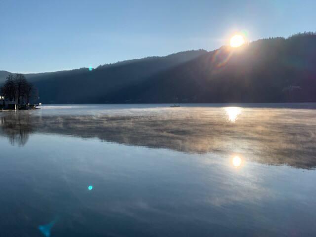 Ski - Chalet am See .... unser schönes Seehaus