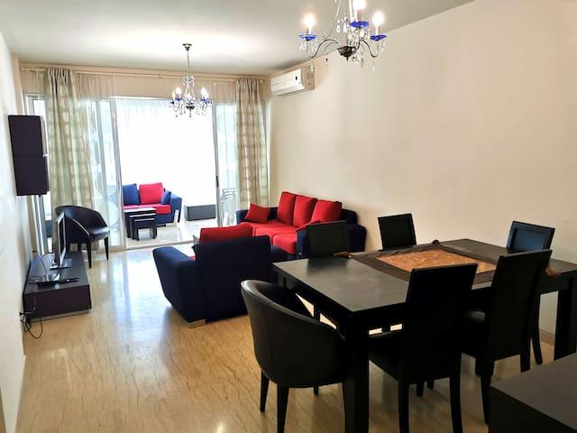 Beirut, Verdun Family Cozy home