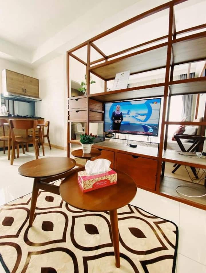 Cozy place to stay in Bukit Jalil