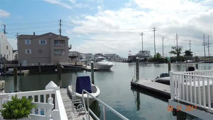 Sea Isle City - Bay Front Condo (1st Floor - 3br)