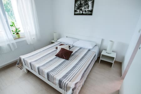Room with garden and seaview in center - Rovinj - House