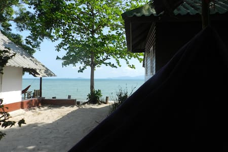 """Sea wiev FAN bungalow 4 """"achieved"""" - Ko Pha Ngan - Bungalow"""