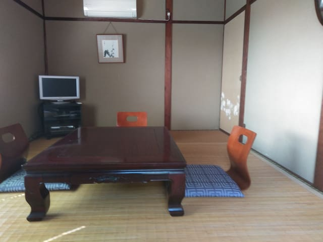 room  1(定員capcity 3人)