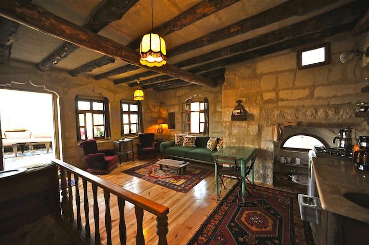Anitya Dublex Stone House - Nevşehir/Ortahisar/Ürgüp - Dom